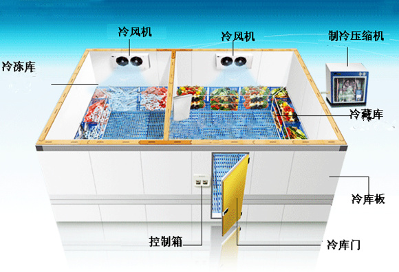 【速冻包子】速冻冷库的基础知识和相关设计参数