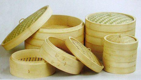 【包子蒸笼】怎么清洗和保养竹蒸笼?