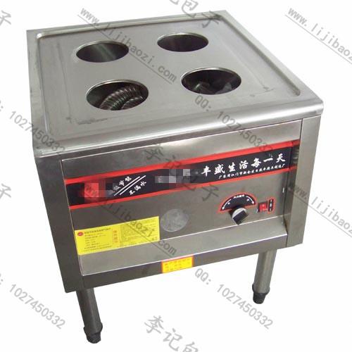 【包子设备】蒸包炉各部件拆解图及功能说明