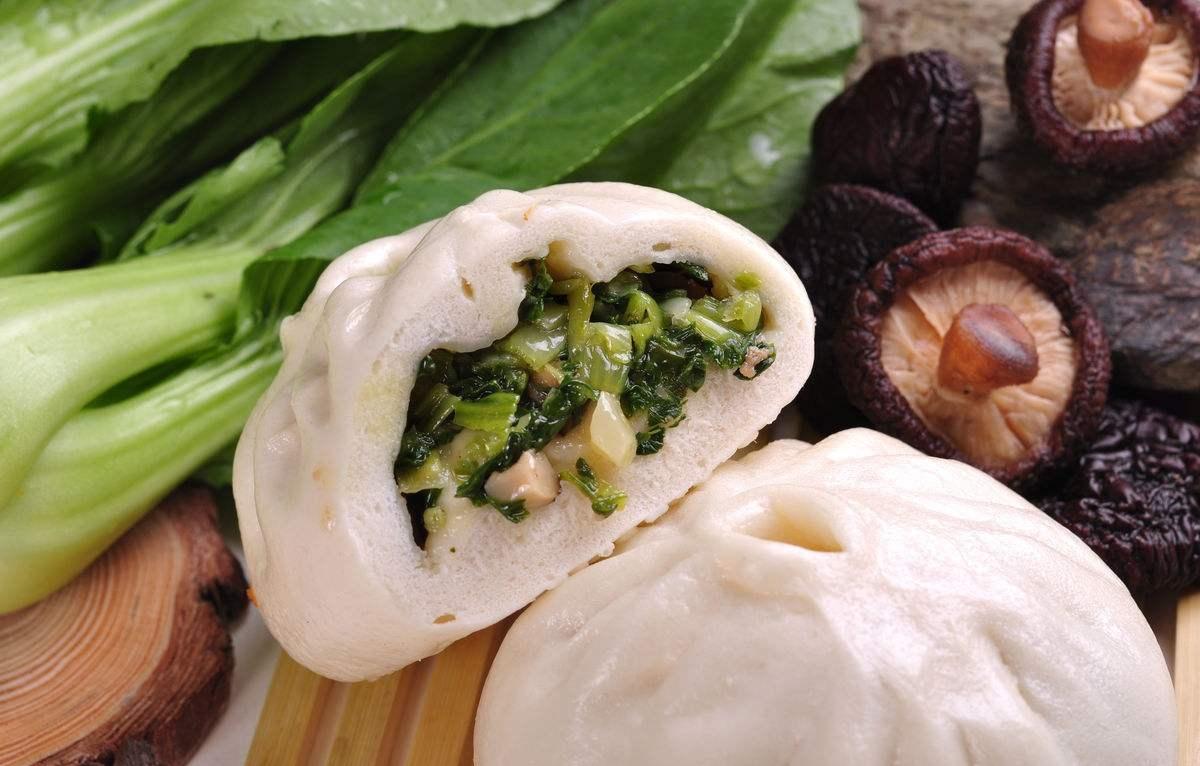 做菜馅包子,蔬菜颗粒切多大最合适?用包子机做素包子,出馅不均匀,可能也是这个原因造成的?